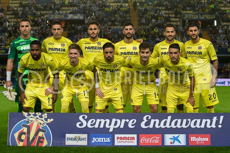 Villarreal CF - Celta de Vigo 2016/2017