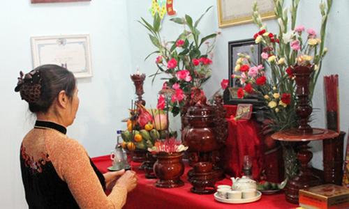 Những điều đại kỵ khi lập bàn thờ theo Phong Thủy mang tài lộc cho gia chủ