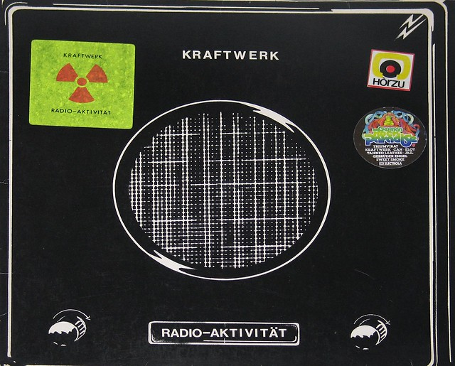 Kraftwerk Radio-Aktivität Radio-Activity Hörzu Kling-Klang Kraut Rock