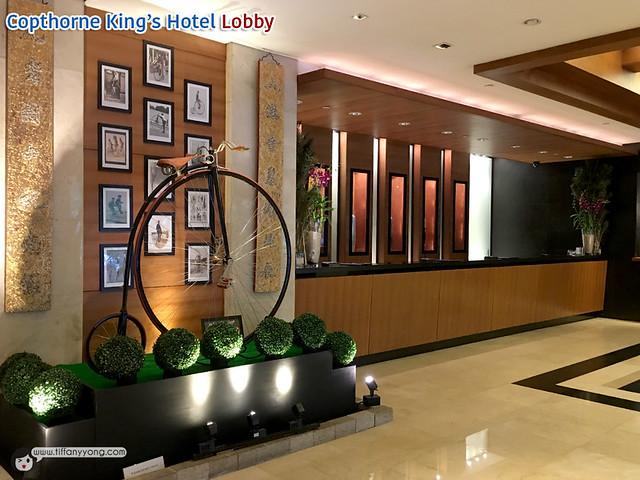 Copthorne King's Hotel Lobby