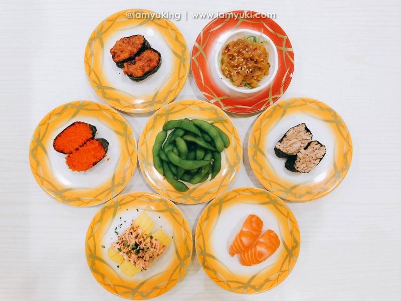 sushi mentai Singapore01yuki ng food review