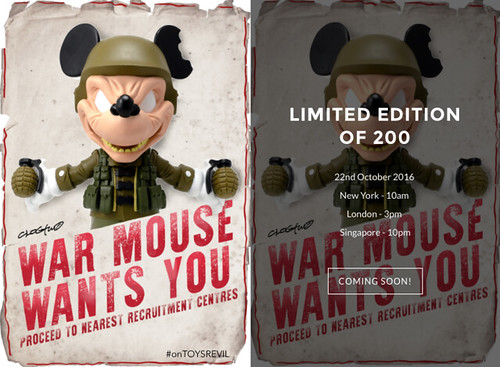 War Mouse Clogtwo 01