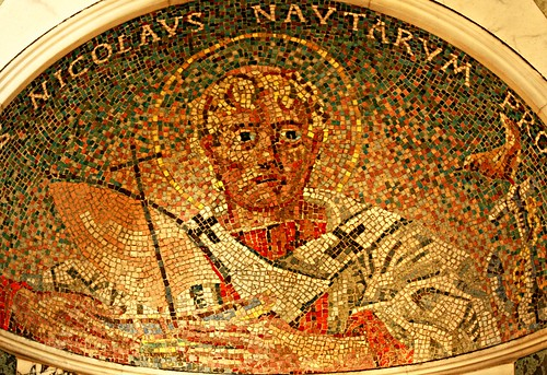 st. nicholas mosaic