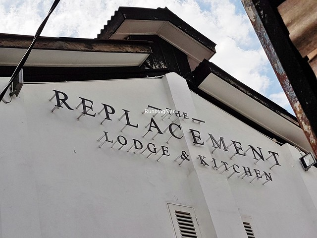 The Replacement Lodge & Kitchen Signage