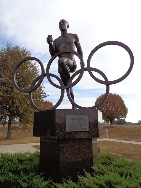 Jesse Owens Museum, Danville AL