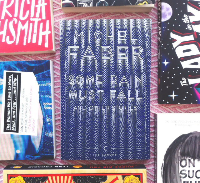 michel faber some rain must fall book bloggers uk