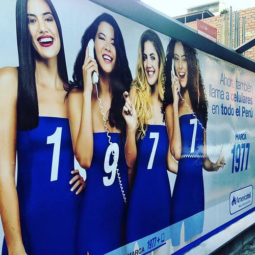 Chicas Americatel - Lima, Perú
