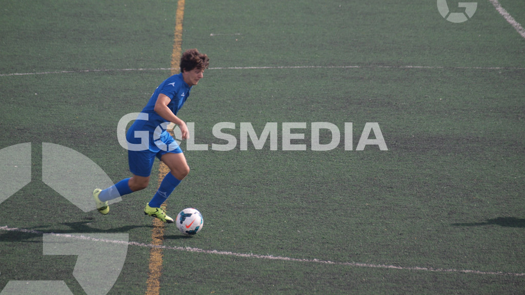 CF San Pedro 0-3 CD Onda (16/10/2016), Jorge Sastriques