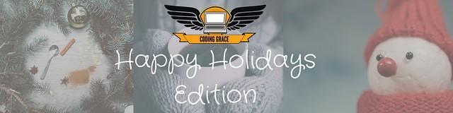 CG Happy Holidays Edition 2016