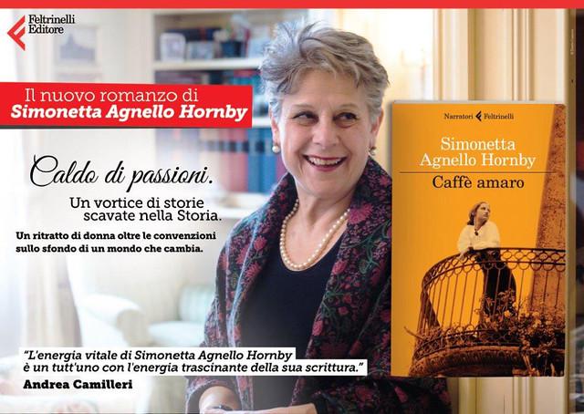 locandina Simonetta Agnello Hornby