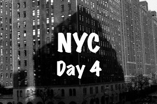 NYC Trip - Day 4 (Tuesday March 29th, 2016)