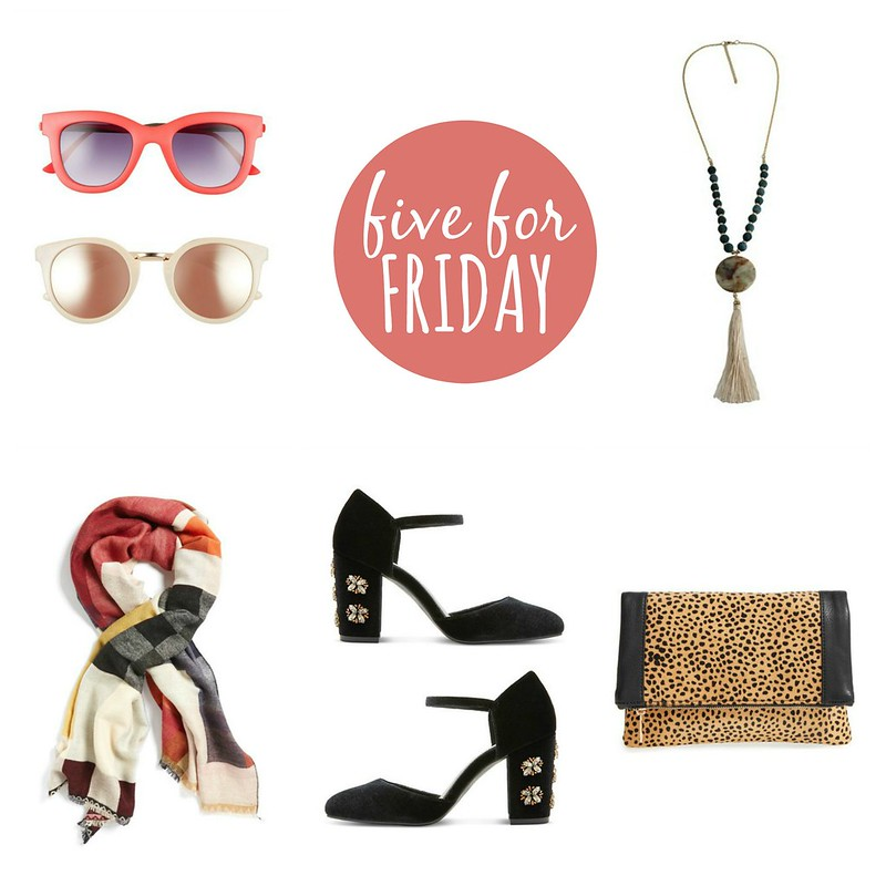 five for friday accessory time Style On Target