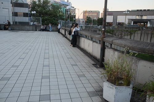 "Yotsuya Station from movie ""your name.""03"