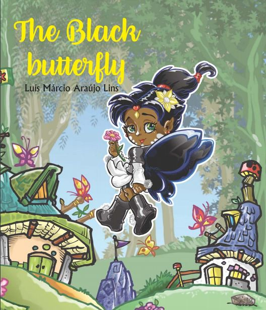 Capa - Black Butterfly