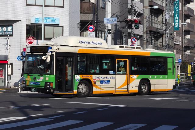 2016/11/20 東京都交通局 M126