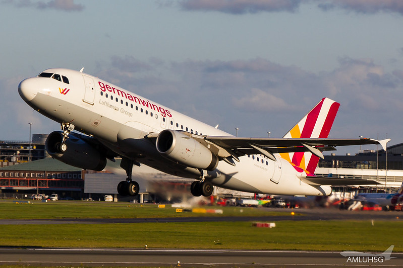 Germanwings - A319 - D-AGWD (1)