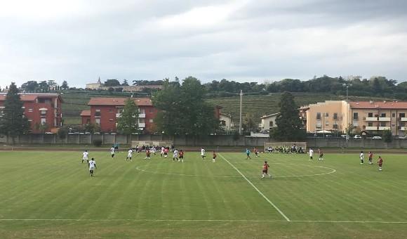 Promozione, San Martino Speme - Virtus Verona 0-0