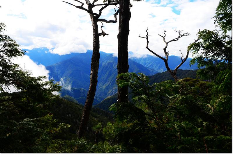 西丘斯山山頂景觀 1