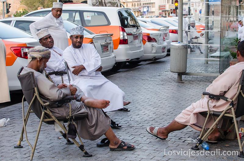 imagenes y sensaciones de Oman