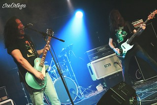 Stoned Jesus,Centrale Rock Erba 24/11/16