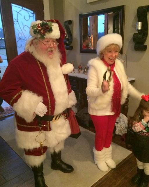 Johnson Christmas Party 20149