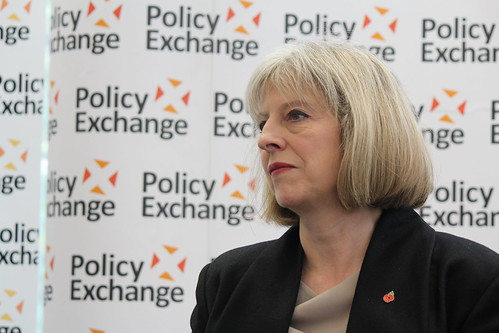 Rt Hon Theresa May MP, Home Secretary, at 'The Pioneers: Police and Crime Commissioners, one year on'