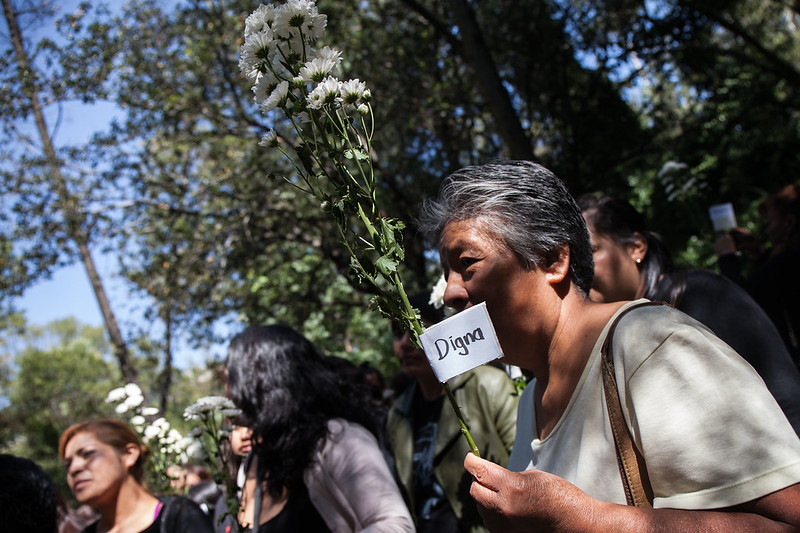 Mujeres declararon a México en Alerta de Género