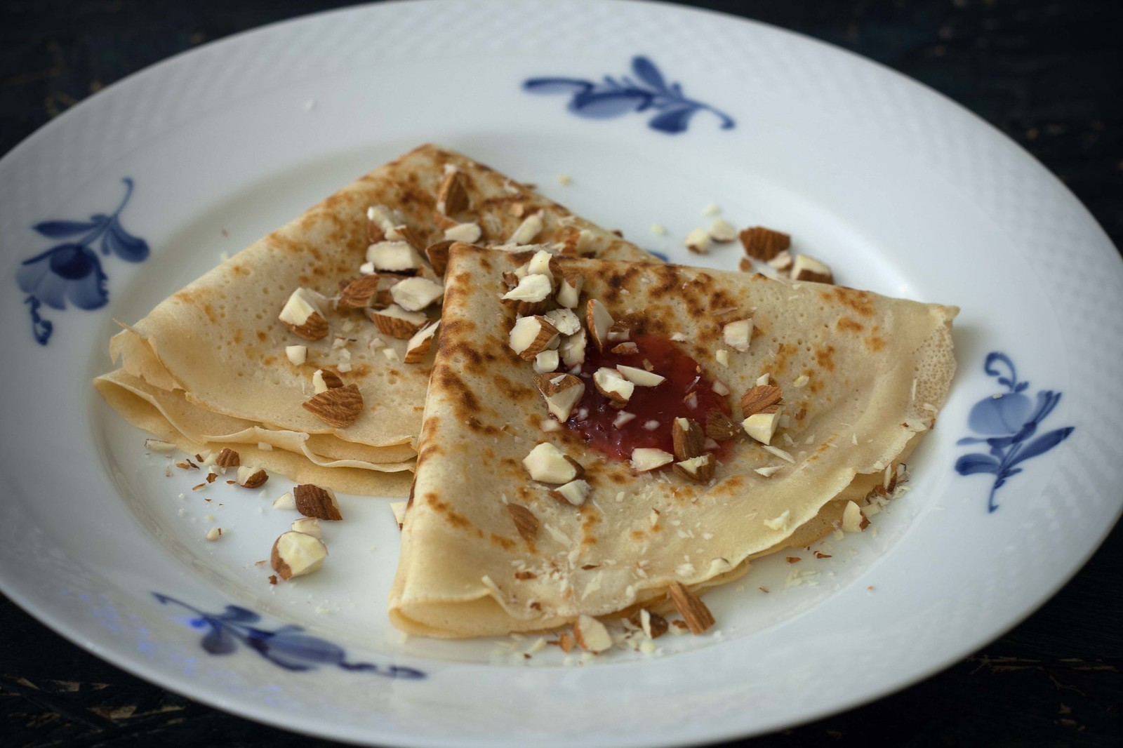 Recipe for Homemade Danish Pancakes