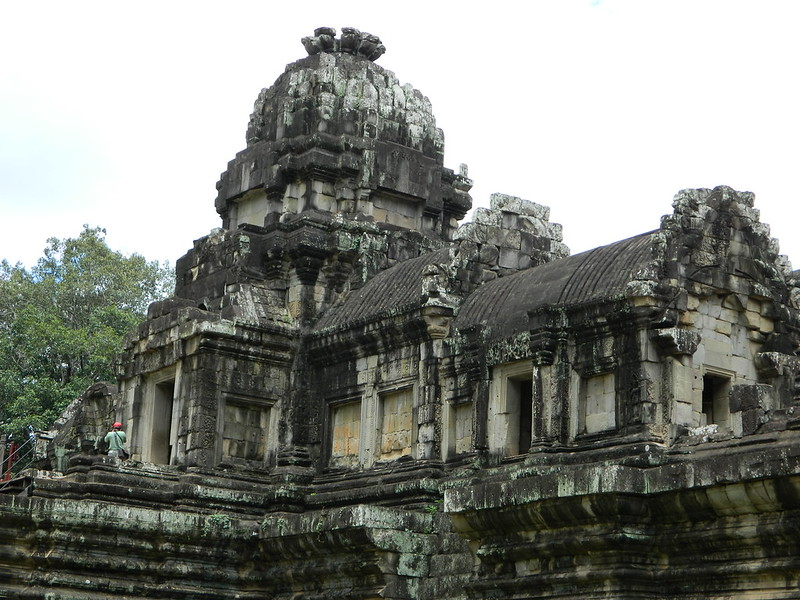 Temple at Angkor Watt