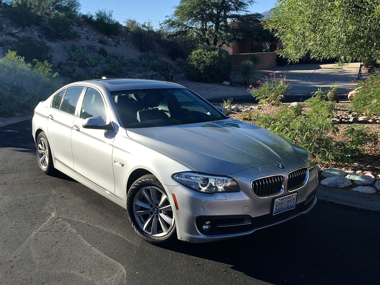 BMW 528I 5