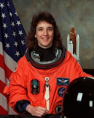Astronaut Nancy L. Currie, mission specialist, NASA photo (1998) 9359171131_be1f3dcd2a_m.jpg