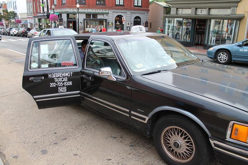 DC Cab. Photo: Elvert Barnes, CC.