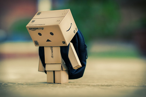 Back To School Danbo