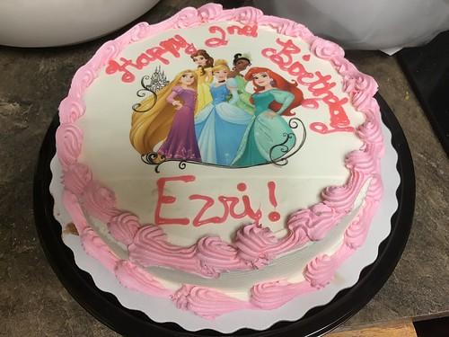 Happy 2nd Birthday Ezri!