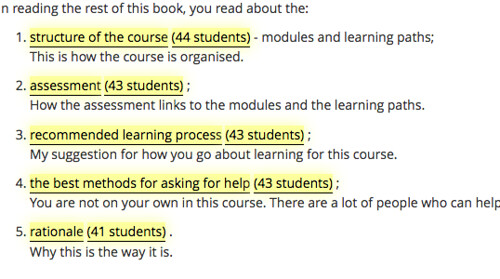 Toowoomba student usage