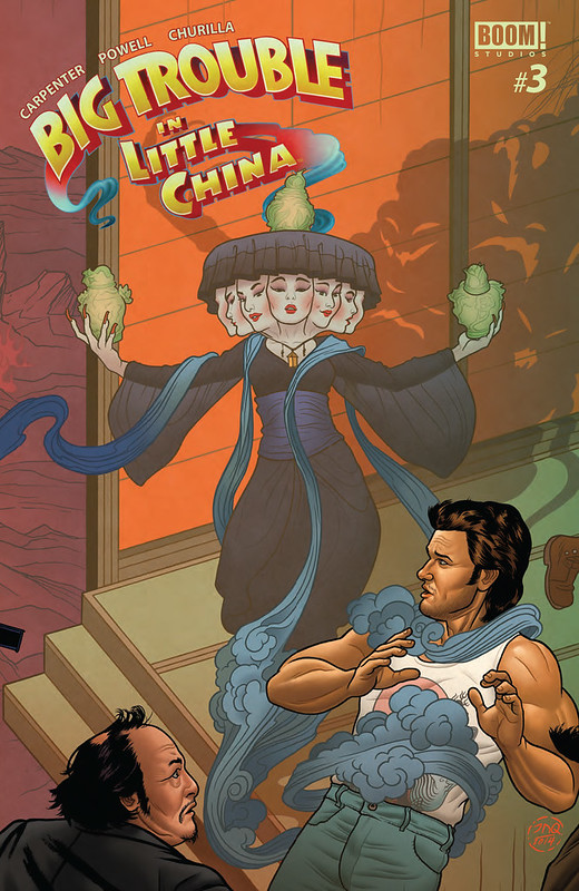 Big Trouble in Little China - Comics - 4