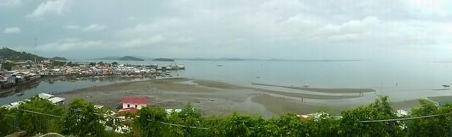 catbalogan harbour panorama