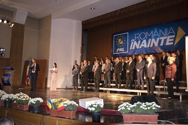 Lansare candidati PNL jud. Galati pentru alegerile parlamentare