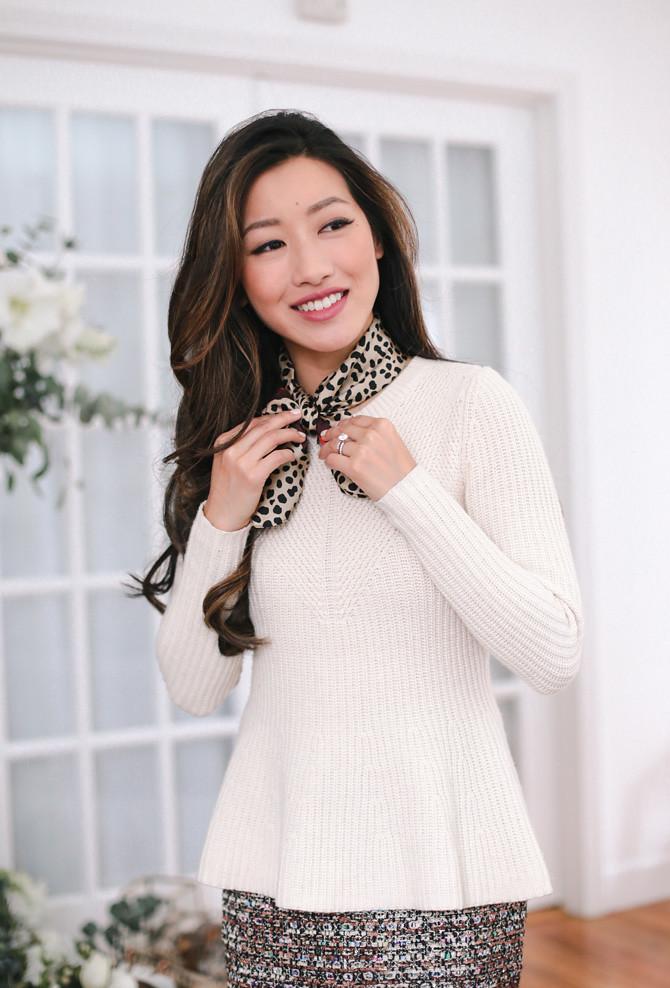 leopard silk scarf extra petite blog