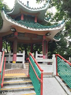 CIRCLEG 香港 遊記 美孚 嶺南之風 荔枝角公園  (10)