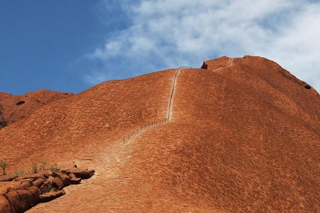 rock hike