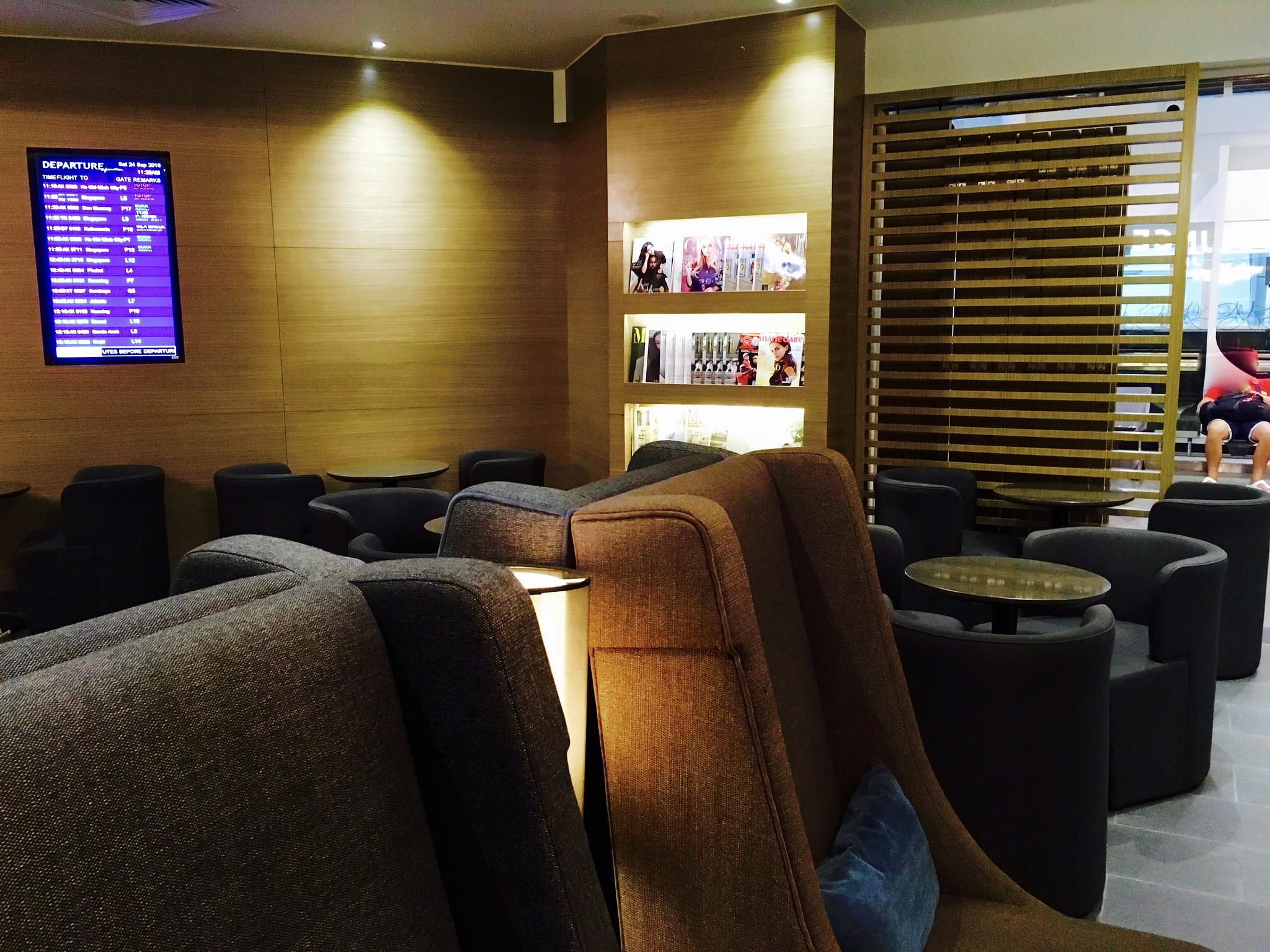 Plaza Premium Lounge @ KLIA 2