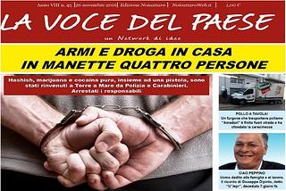 Noicattaro. Prima pagina n. 45-2016 front