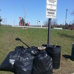 Litterbug Cleanup April 2013
