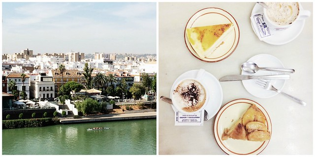 Barcelona/Seville/Spain Travel Diary