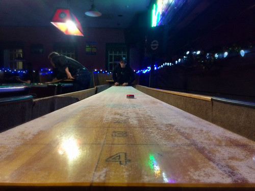 Shuffleboard at Grumpy's (Nov 13 2015)
