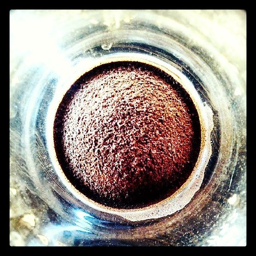 Siphon coffee magic.☕❤
