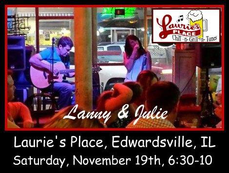 Lanny & Julie 11-19-16