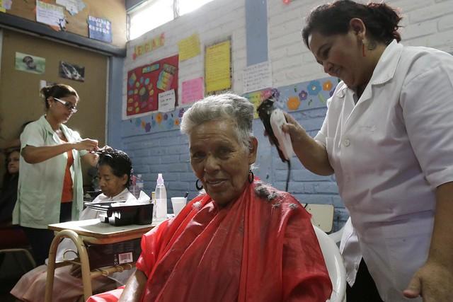 Festival de salud y programa gobernando con la gente Col. Dolores
