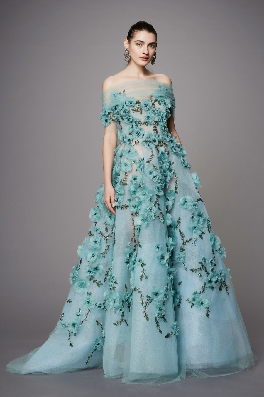 Marchesa Pre-Fall 2017 Collection